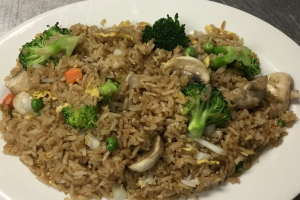 501. Vegetable Fried Rice - delivery menu