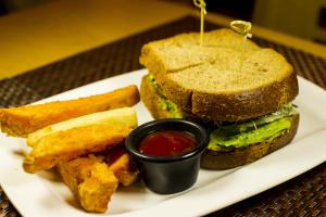 C2. Go Zen Sandwich - delivery menu