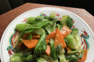 Sauteed Mix Vegetables - delivery menu