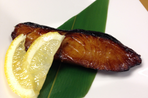 Grilled Cod Fish - delivery menu
