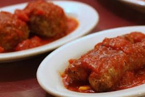 Meatballs - delivery menu