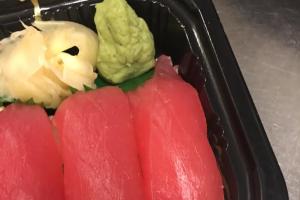 Tuna Nigiri - delivery menu