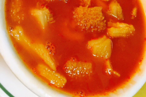 Sopa de Pancita de Res - delivery menu