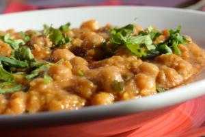 20. Chana Masala - delivery menu