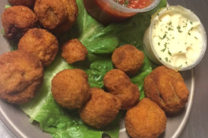 Breaded Mushrooms - delivery menu