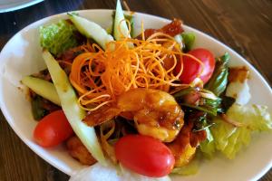 Grilled Shrimp Salad - delivery menu