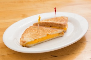 Grilled American Cheese Sandwich - delivery menu