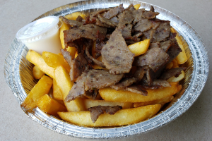 Gyro Fries - delivery menu