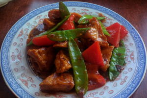 Wei's Spicy Tofu - delivery menu