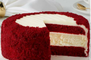 131. Red Velvet Cheesecake - delivery menu