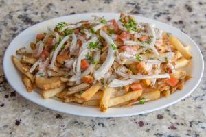 Shawerma Fries - delivery menu
