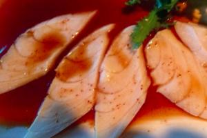 White Tuna Tataki - delivery menu
