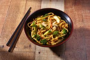 43. Vegetable Lo Mein - delivery menu