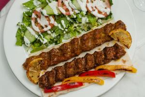 Shami Kebab - delivery menu