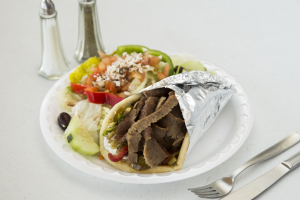 The Gyro Picado - delivery menu