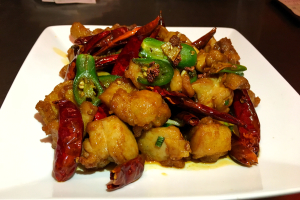 Hot and Spicy Chicken - delivery menu