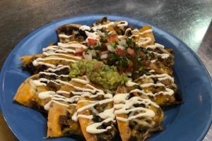 Nachos Texanos - delivery menu