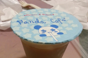 M9. Honey Milk Tea - delivery menu