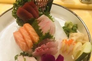 Sashimi for 2 - delivery menu