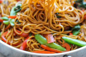 43. Vegetable Lo Mein - delivery menu