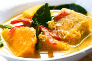Pumpkin Curry - delivery menu