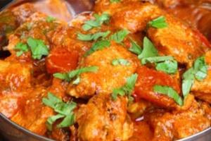 Chicken Madras - delivery menu