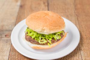 100% U.S.D.A. Beef Burger - delivery menu