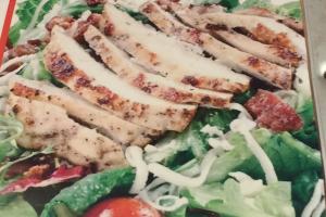 Fresh Grilled Chicken Salad.  ( large) - delivery menu