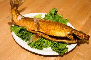 1/4 lb. Smoked Whitefish - delivery menu