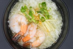 S5. Rice Soup - delivery menu