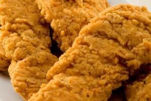 3 Piece Chicken Strips - delivery menu