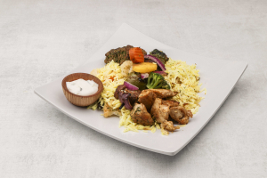 Mixed Grill Plate - delivery menu