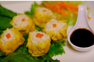 5 Steamed Thai Dumplings - delivery menu