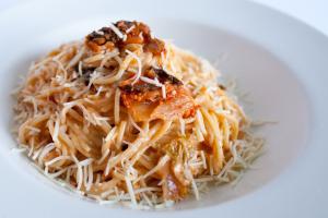 Kimchi Pasta - delivery menu
