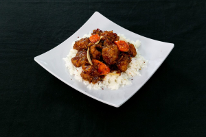 48. General Tso's Chicken - delivery menu