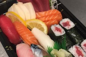 Sushi & Sashimi Combo - delivery menu