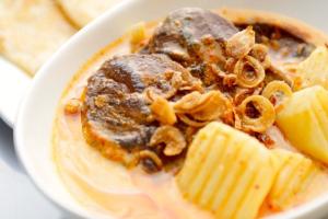 C4. Massaman Curry - delivery menu