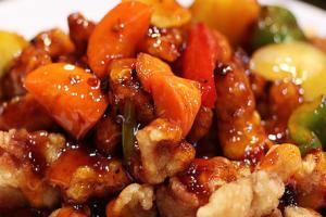 Sachun Beef Tangsuyuk - delivery menu