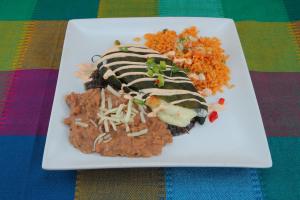 Chile Relleno Specialty - delivery menu