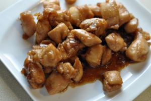88.Bourbon Ckicken - delivery menu