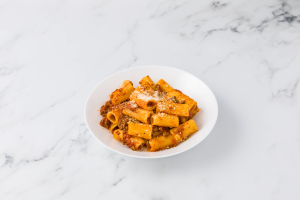 Rigatoni Bolognese Lunch - delivery menu