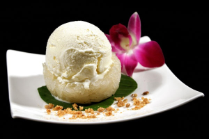Coconut Ice Cream - delivery menu