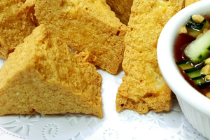 10. Fried Tofu - delivery menu