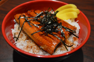 E12. Unagi Don - delivery menu