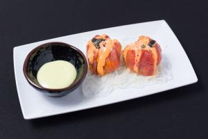 Tuna Dumplings - delivery menu