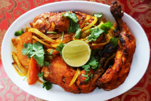 Chicken Tandoori - delivery menu
