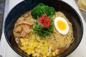 6. Curry Ramen - delivery menu