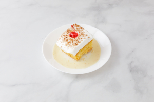 Tres Leches - delivery menu