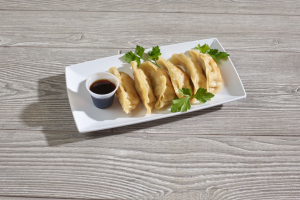 6 Pieces Gyoza - delivery menu