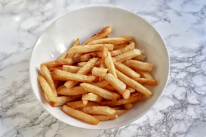 Crispy Fries (GF) - delivery menu